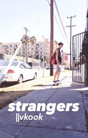 strangers ||vkook by theartofmochi
