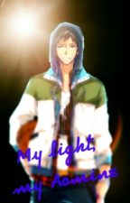 My light, my Aomine(Aomine Daiki x reader) by CHEOLSOO_Potato