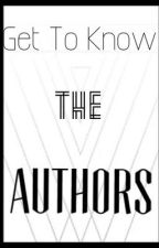 Get To Know The Authors by JointPublications