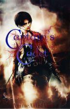 Captain's Cadet -Levi x Reader by AnimeArtist4Life