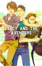 Percy and the Avengers by DelishCookie