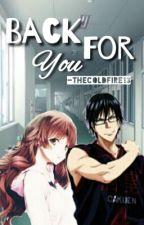 Back For You (Kuroko No Basuke- Imayoshi Shoichi fanfiction) by TheColdFire13