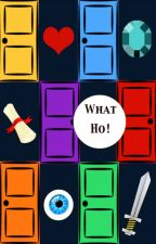 What Ho! ~ A Choose Your Own Adventure! by Annie_44