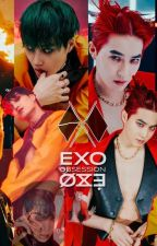 SuperHumans (Yaoi, EXO) by LuxuryDiamond31