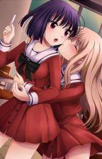 Esto es un secreto entre las dos [yuri] by Kawakai-sanxAya-chan