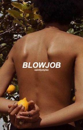 blowjob ⊱ larry by saintlystyles