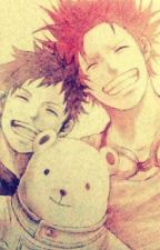One Piece - Kid x Law Fanfiction by IMisaPaint