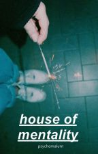 house of mentality ‡ luke hemmings by catzwink