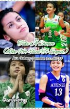 TAKE A CHANCE (An Ara Galang- Denden Lazaro FanFiction) by artstring