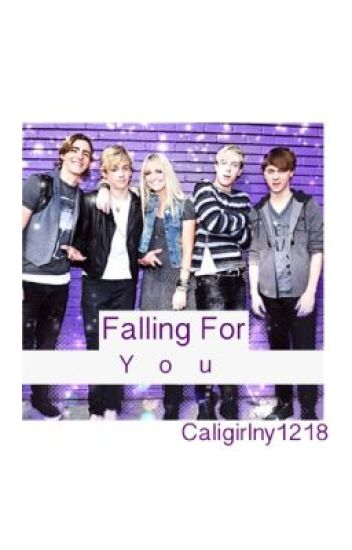 Falling for you-R5 fanfic