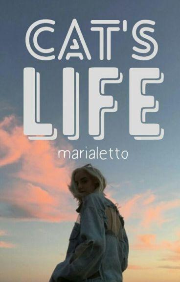 Жизнь кошки #Wattys2016