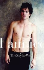I am ice || ian somerhalder by TheSkylarWhite