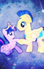 Twilight y Flash un amor sin riendas by campanitadecristal