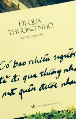 Thơ Nguyễn Phong Việt