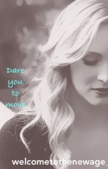 Dare you to move (an Iron Man fanfiction)