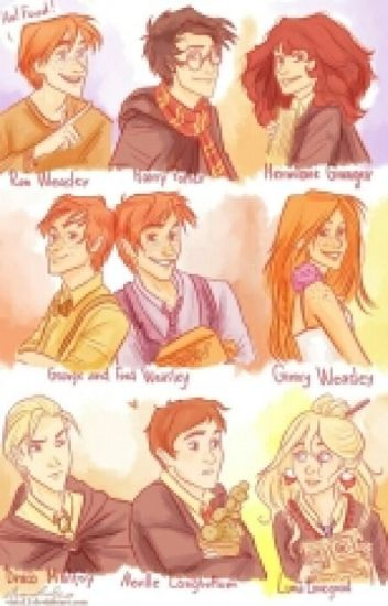 As aventuras dos Potter's e os marotos como nunca virão