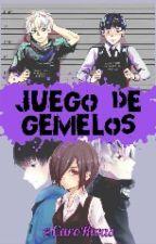 Juego de Gemelos // Tokyo Ghoul  by CaroRivas