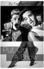 Put On A Show (Niam Bi Threesome Smut - BoyxBoy/BoyxGirl) by FanNiamFiction