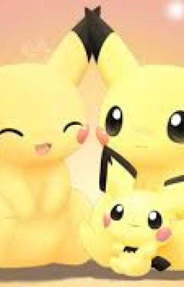 An Electric Powered Love! Pikachu X Pikachu! Reader