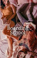 Boarding School |malik by magneticx