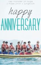 Happy Anniversary ➳ BTS by exobxngtan