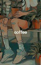 coffee · baekhyun by angeItae