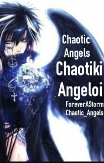 Chaotiki Angeloi (Chaotic Angels) [Percy Jackson]