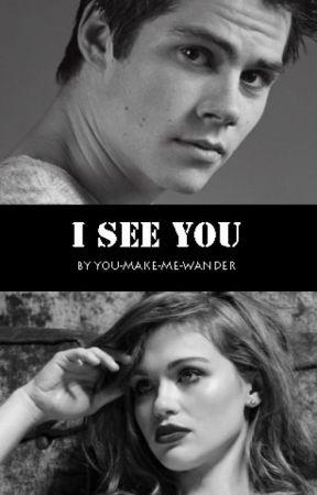 I see you - A Stydia AU by you-make-me-wander