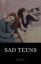 Sad Teens. by Boring-Princess