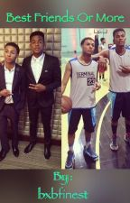 Best Friends or More ( Diggy Simmons x Trevor Jackson love story ) by bxbfinest