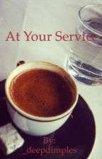 At Your Service /Larry/ by _deepdimples