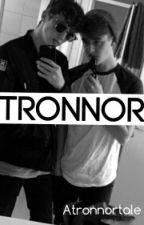 Tronnor by writerunknownx