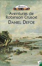 Las Aventuras de Robinson Crusoe by nico_canet