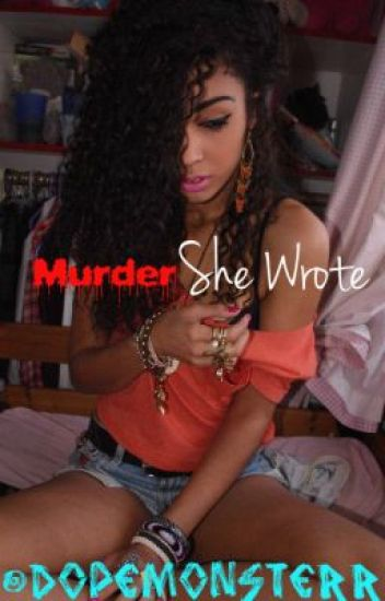 Murder She Wrote | MB Short Story