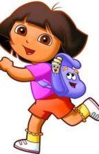 - Si Dora - ( ang babaeng lakwatsera ) by AlexandraVillafuerte