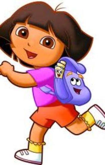 - Si Dora - ( ang babaeng lakwatsera )