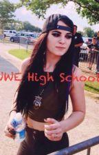 WWE High School by sashaslays