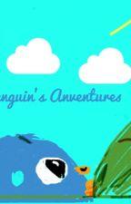 Penguin's adventures -kids book by Guinea1pig2reader3