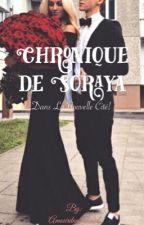 Chronique de Soraya : Dans la nouvelle cité! by Amourdanslehalal