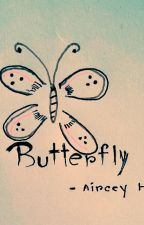 Butterfly by Aircey_heart