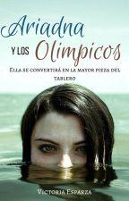 Ariadna y los Olimpicos by Lea_Esparza6