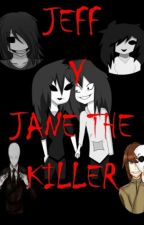 jeff y jane the killer by TheLarkDark