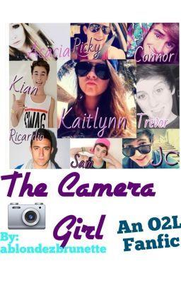 The Camera Girl *O2L Fanfiction* - WattpadOur2ndlife Members Names