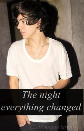 The night everything changed