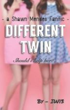 Different Twin [Shawn Mendes ] by ImaginaryWriter13