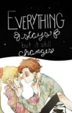 Everything Stays (Dipcifica) by SargentRFHellGirl