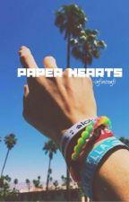 Paper Hearts // AFI by -infiniteafi