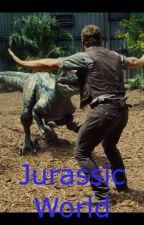 Jurassic World by ticktickTICK
