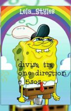 Divisa tra One Direction e 5Sos  by lela94_styles
