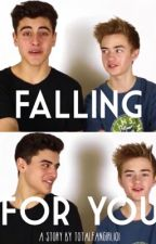 Falling For You~(Jolinsky) (Boyxboy) by totalfangirl101